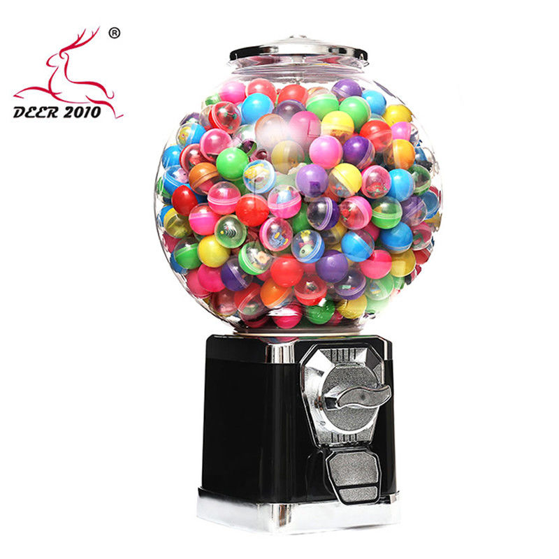 Coin Operated candy Vending Machine ,palstic ball vending machine