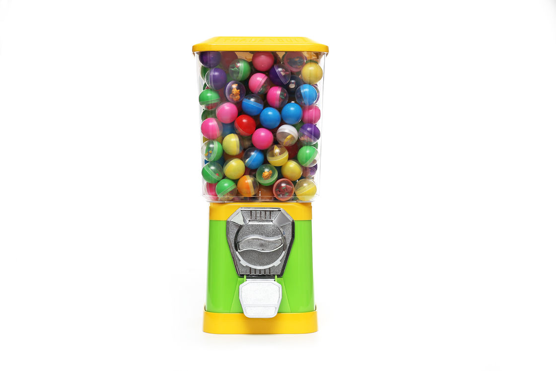 gumball vending machine waterproof sun protaction  3.6KGS 46cm green for mall